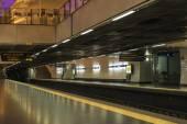 Tunnelbanestationen — Stockfoto