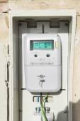 Electric meter — Stockfoto