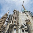 Sagrada Familia, Barcelona. — Stock Photo #55581057