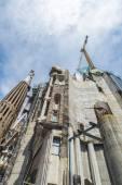 Sagrada Familia, Barcelona. — Stockfoto