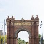 ������, ������: Arc de Triomf Barcelona