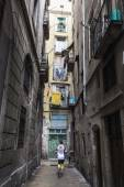 Old Town of Barcelona — Stock Photo