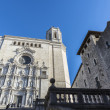 Girona Cathedral, Spain — Stock Photo #62854245