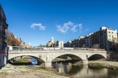 View of the city of Girona, Spain — Stock Photo