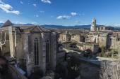 View of the city of Girona, Spain — Stockfoto
