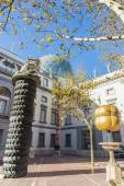 Dali museum in Figueres — Stock Photo