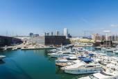 Port Forum, Barcelona — 图库照片
