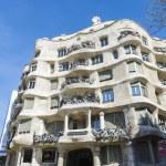 Casa Mila or La Pedrera, Barcelona — Stock Photo #69106369