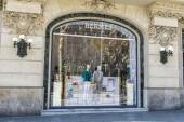 Hermes store, Barcelona — Stock Photo