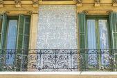バルセロナのディアゴナル — ストック写真