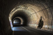 Old tunnel in Spain — Stock Photo