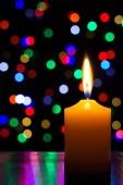 świeca — Zdjęcie stockowe