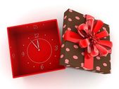 Box,gift box — Stock Photo