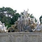 ������, ������: Neptune fountain in Schonbrunn