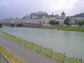View on Salzburg — Stock Photo