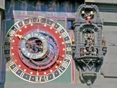 Astronomical clock in Berne — Stock Photo