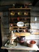 Russian farm houseware — Stock fotografie