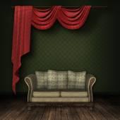 老式房 — 图库照片