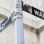 Manhattan Street Signs — Stock Photo #58425431