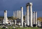 Temple of Aphrodite — Stock Photo