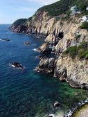 Acapulco staden kusten — Stockfoto