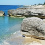 Grand Bahama Island Coastline — Stock Photo #63699597