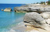 Grand Bahama Island Coastline — Stock Photo