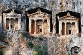 Ancient Tombs — Stock fotografie