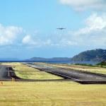 St.Thomas Island Airport — Stock Photo #63804869