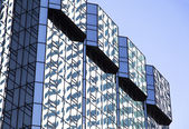 Glass Architecture — Stock Photo