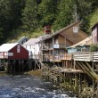 Ketchikan Old Town — Stock Photo #64256875