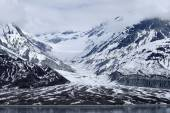 Glacier Bay Valley — Stock fotografie