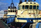 Bahamian Port — Stockfoto