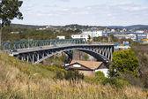 Reversing Falls Bridge — Stock Photo