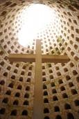 Het kruis — Stockfoto