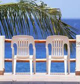 两个椅子 — 图库照片