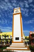 Mexican Clock Tower — Stock Photo