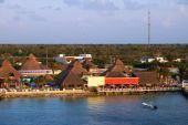Cozumel Island — Stock Photo