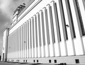 Moderne kirche — Stockfoto
