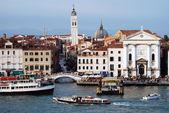 Venice Skyline — Stock Photo