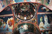Medieval Frescos — Φωτογραφία Αρχείου