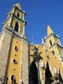 Mazatlan City Cathedral — Stockfoto