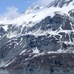 Glacier Bay Mountains — Stock Photo #64895863