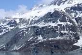 Glacier Bay Mountains — Stock Photo