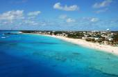Grand Turk Beach — Fotografia Stock