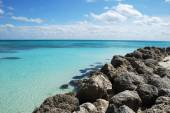 Caribbean Waters — Stock Photo