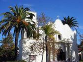 Historický kostel San Diego — Stock fotografie