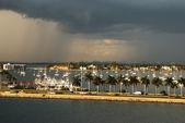 Miami Clouds — Foto de Stock