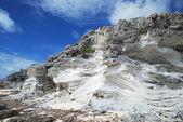 Rocks in Caribbean — Stock Photo
