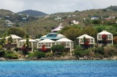 St. John's Island Resorts — Stockfoto